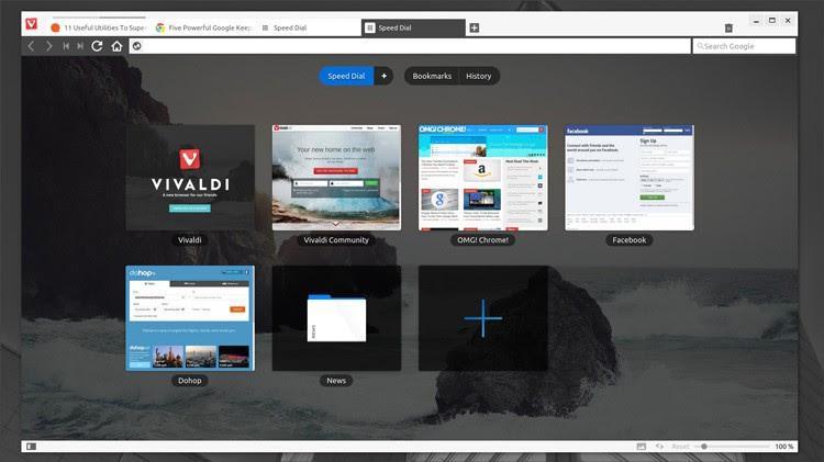 Temui Vivaldi - Web Browser Terbaru yang Cocok Untuk Ubuntu kamu!