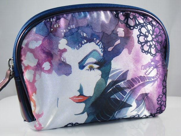 Soho Beauty Maleficent Makeup Bag Review - Musings of a Muse