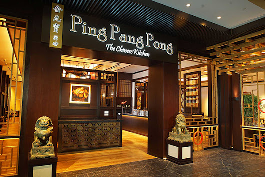 Ping Pang Pong Unveils Remodeling and Expansion - restaurant development + design