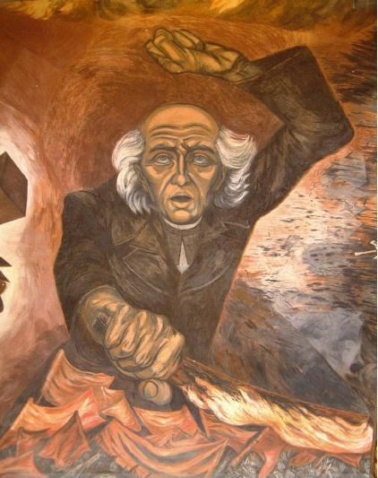 Guadalajara Famous Mural