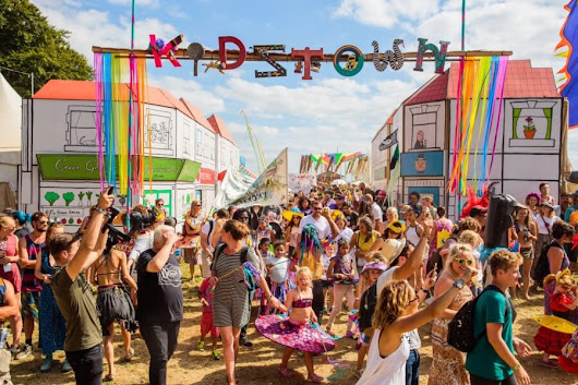 WIN tickets to Boomtown 2017 festival with Festivakidz