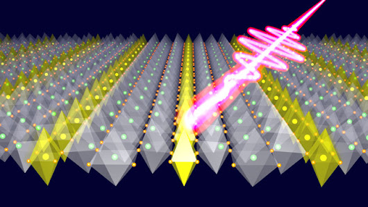 Watching a Quantum Material Lose Its Stripes