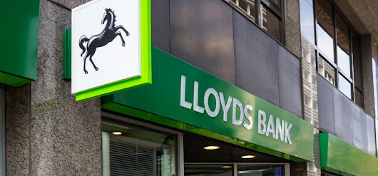 Lloyds Bank to cut 9000 Jobs