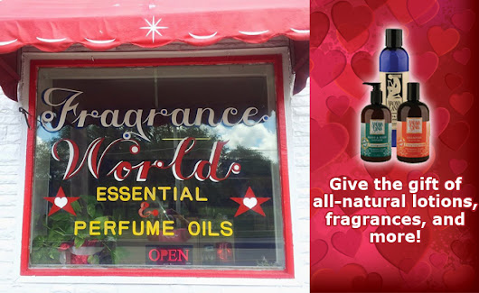 Fragrance World of Topeka News
