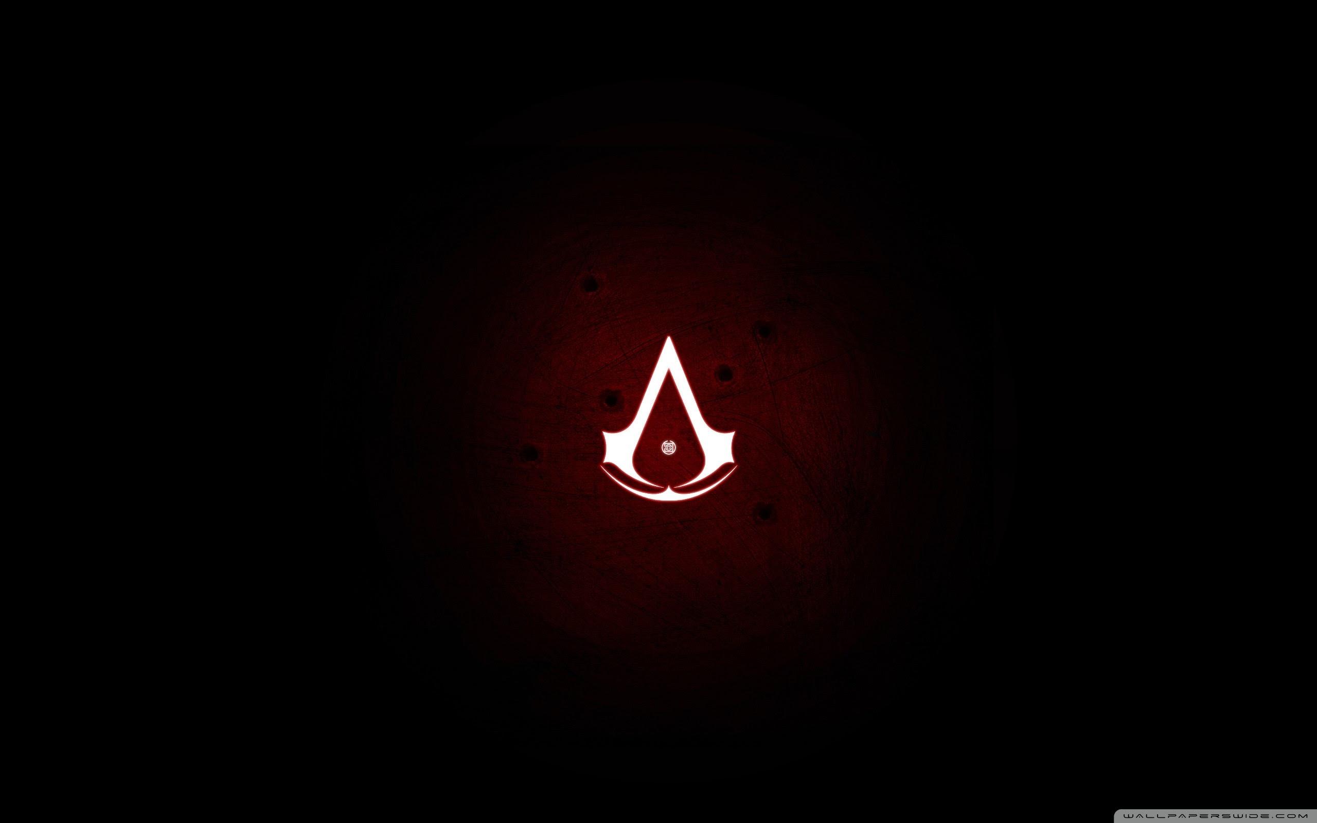Assassins Creed Revelations Logo Ultra Hd Desktop Background