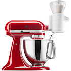 KitchenAid KSMSFTA - kitchen machine Sifter and scale attachment for Artisan 5KSM125,5KSM150, and more