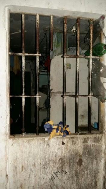 Cela de onde presos resgatados em Pedrinhas fugiram