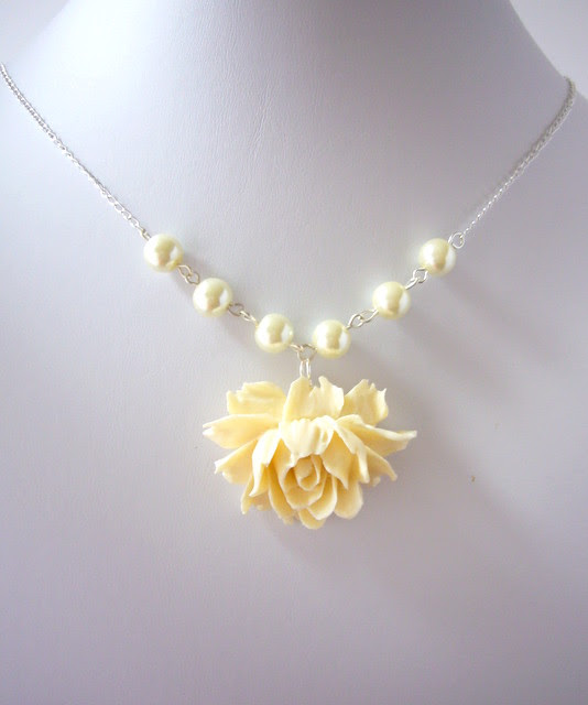 Estylo Jewelry Make Your Own Bridesmaid Flower Jewelry