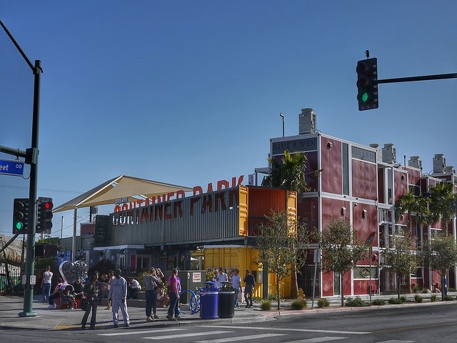 5chw4r7z the ethos of downtown cincinnati - Container homes in los angeles ...