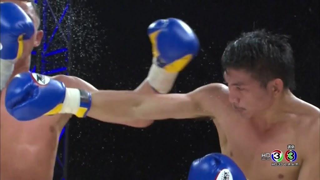ฟ้าคำรณ นครหลวง VS โอเล่เล็ก 4 มีนาคม 2560 🏆 WBC world flyweight championship - YouTube
