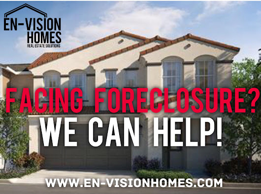 Can I Sell My Columbia House In Foreclosure? - EN-VISION HOME SOLUTIONS