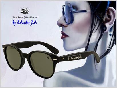 Salvador Dali Eyewear Collection