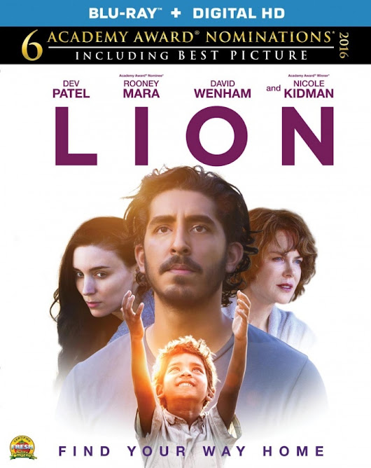 Movie Review: Lion - She Scribes