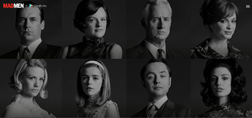 Google Play partners with Lionsgate to give Mad Men an interactive send off