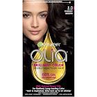 Garnier Olia Oil Powered Permanent Hair Color, Darkest Brown 3.0