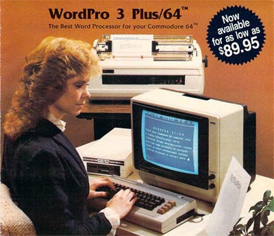 WordPro 3 plus 64