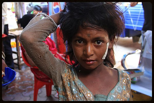 The Indian Girl Child ..Brutalized Much Before She Was Born by firoze shakir photographerno1