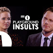 Jennifer Lawrence & Chris Pratt Insult Each Other  CONTAINS STRONG LANGUAGE!  - YouTube