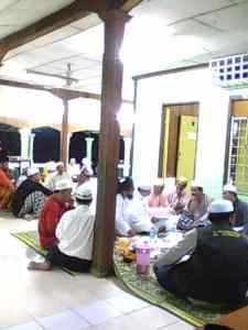 discuss surau