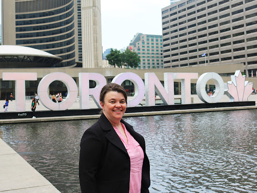 How this City of Toronto employee upgraded her skill set with our professional master's diploma program