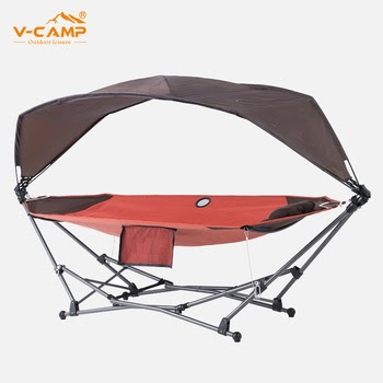 Net Chair Swing Seat Portable Outdoor Indoor Camping Hammock Bed