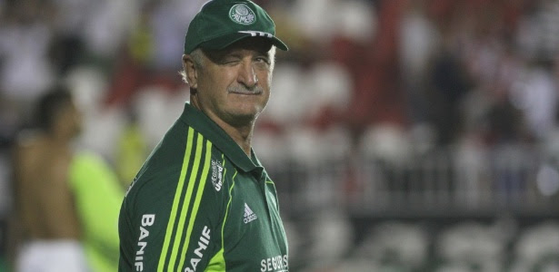 Felipão era processado por declarações feitas quando era técnico do Palmeiras, em 2011