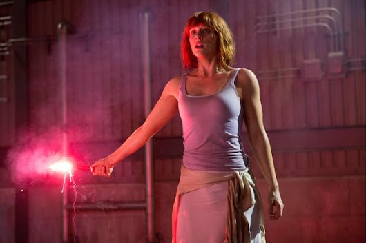 Bryce Dallas Howard marks the start of filming of Jurassic World 2 with a set picture! - Jurassic World 2 Movie News
