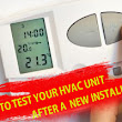 How to Test Your HVAC Unit After a New Installation | Scottsdaleair