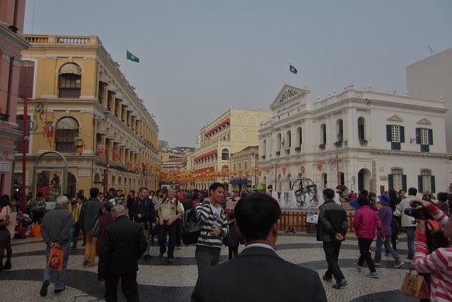 Largo do Senado, Macao