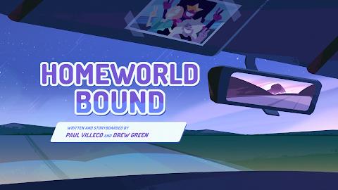 Steven Universe Future - S01E17 - Homeworld Bound