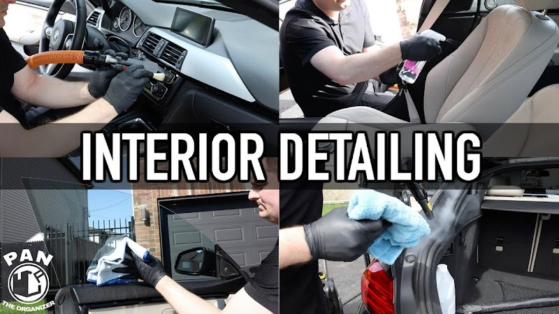 What Is Car Detailing Interior