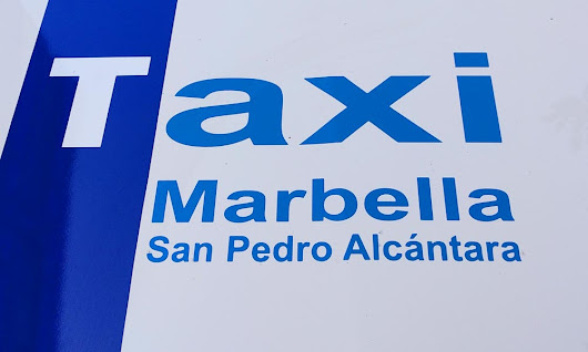 Where to find a taxi in Marbella, Taxi stands in Marbella