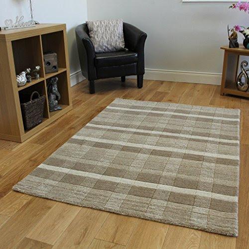 Fantasy Jungle Lion Faux Fur Rug Cheap Floor Mat 77 x 110cm Gel Backed Non Slip