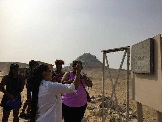 Howard Egypt Study Abroad - 2016 (with images, tweets) · noelcamille