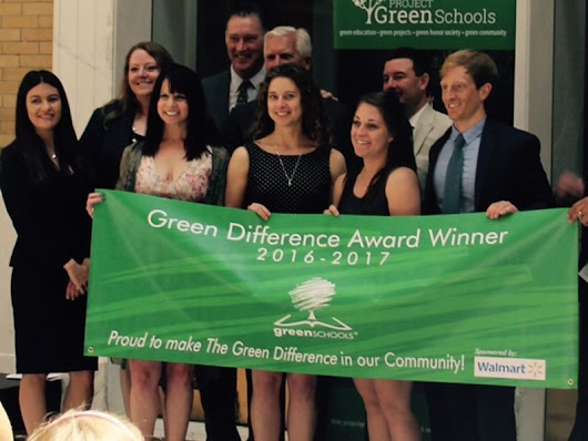 Change is Simple, Inc. Wins 2017 Project Green Schools Award