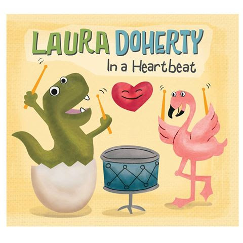 In a Heartbeat CD by Laura Doherty