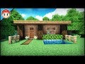 Survival House Ideas Minecraft