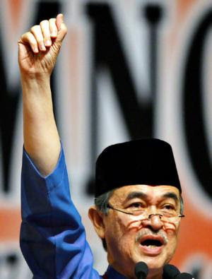 Yes, no, maybe? Prime Minister Abdullah Badawi has called elections for March 8.