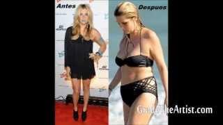 Famous Celebrities that got fat
