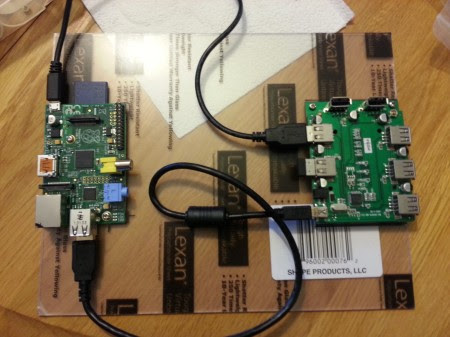 Anthony and Kayla Schaefer's Blog - Archive - Raspberry Pi