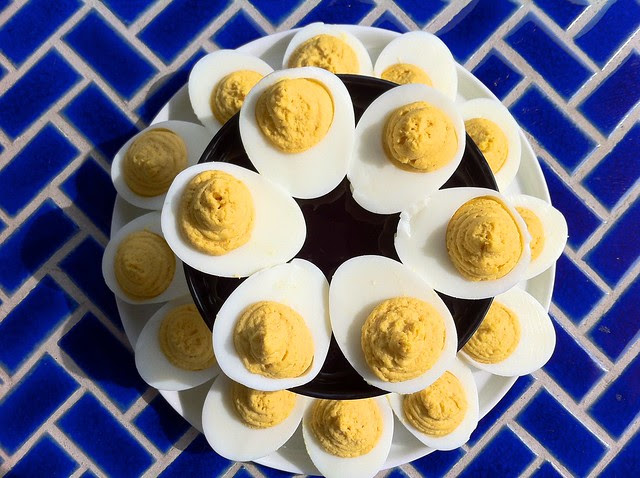 Perfect Deviled Eggs, Sunlight