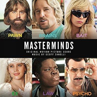 Masterminds lyrics - Soundtrack for Movie