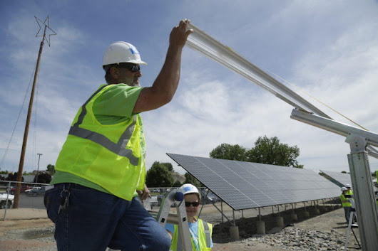 Colorado's Solar Gardens Put Renewables Within Reach For The Poor
