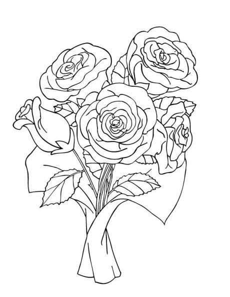 Free Rose Flowers Drawing Download Free Clip Art Free Clip Art On Clipart Library