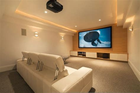 small home theater room   home ideas