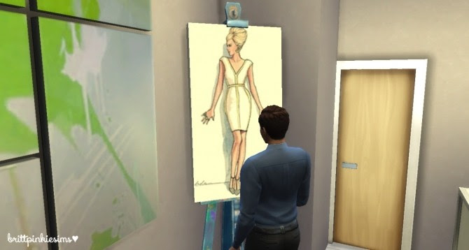 Sims 4 Fashion Career Mod Fashion Slap