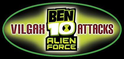 Logo of Ben 10: Alien Force - Vilgax Attacks (PSP)