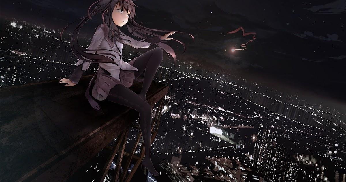 Beautiful Dark Anime Wallpaper 4k Phone images