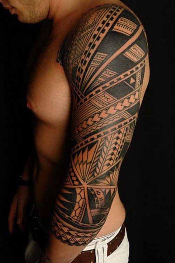 Tattoo Trends Sleeve Tribal Tattoo Design For Men Tattoo Design