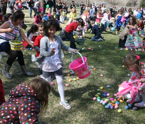 Easter Egg Hunts, Reno and Sparks, Lake Tahoe, Nevada